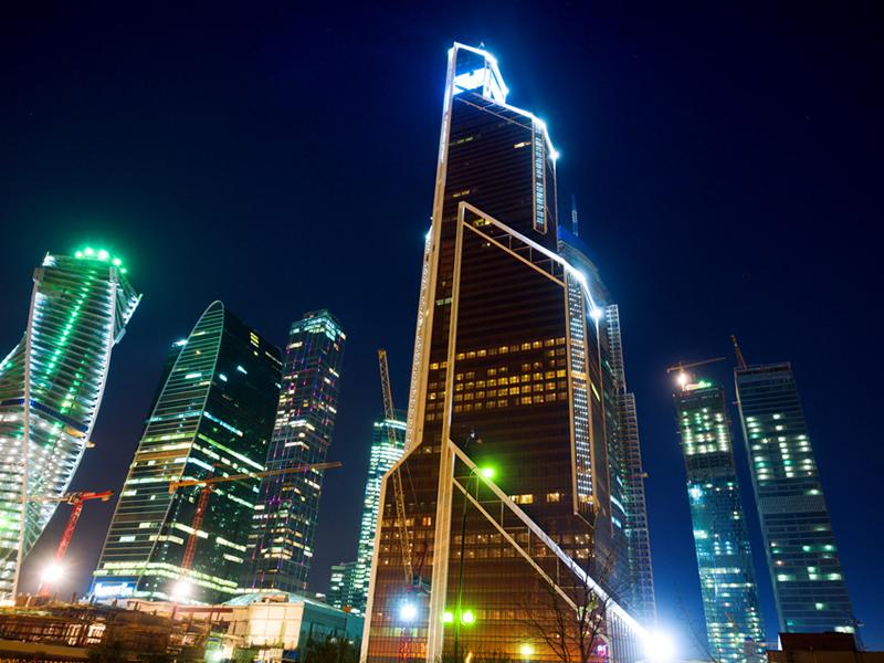 """Фото Небоскреб """"Меркурий Сити Тауэр"""" номинирован на International Property Awards"""