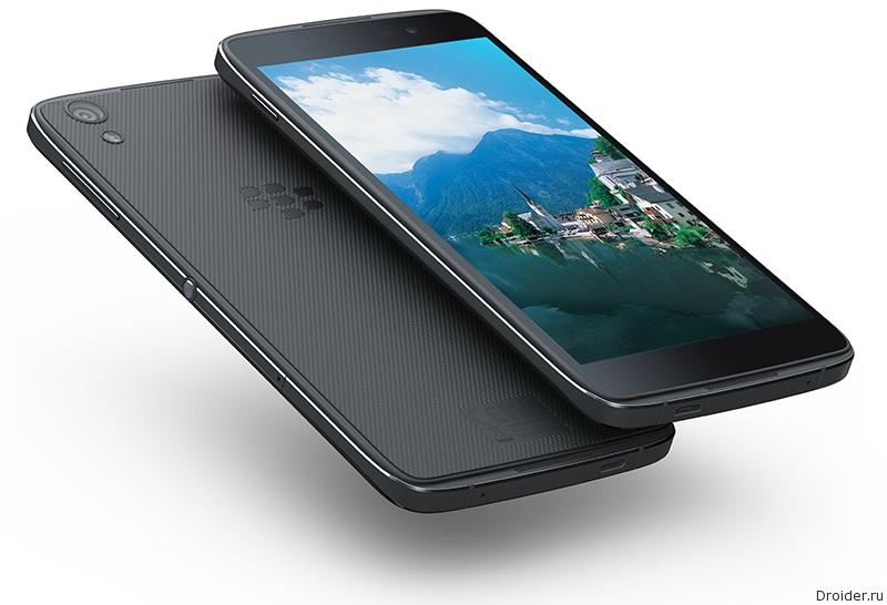 Фото BlackBerry анонсировала Android-смартфон DTEK60 за 500 долларов