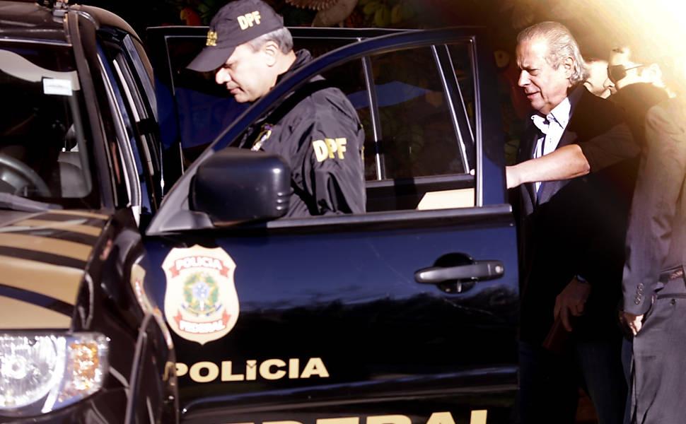 Photo of Perdão da pena no Mensalão não tira Dirceu da prisão da Lava Jato
