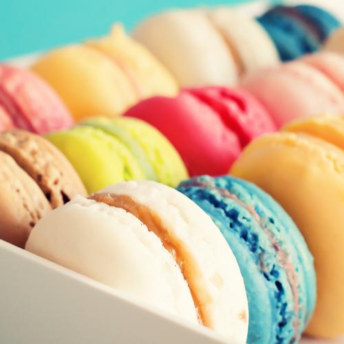Фото Французское печенье Макарун