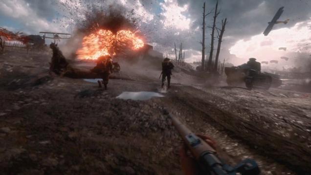 Photo of Battlefield 1:The Kotaku Review
