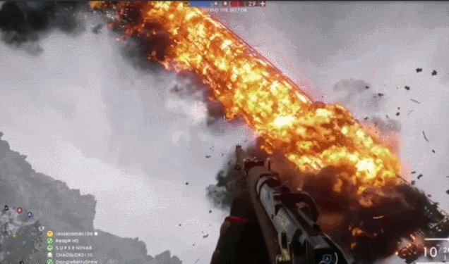 Photo of Battlefield 1 Players Are Encountering A Spectacular Airship Glitch