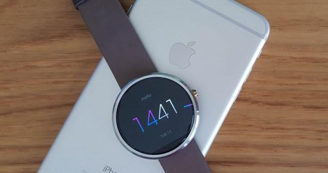 Photo of Smartwatches Android voltam a funcionar nos iPhones 7 e 7 Plus
