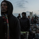 Shouts Greet Migrants in the Streets of France: 'We Don't Want Them'