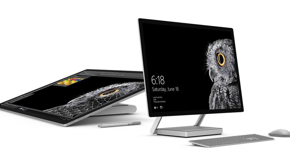 Photo of Conheça o Surface Studio, o all-in-one dos criadores de conteúdo