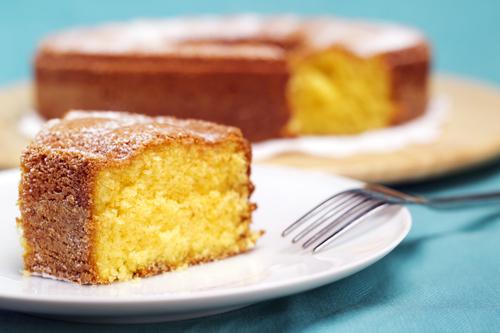 Фото Рецепт нежного бисквита