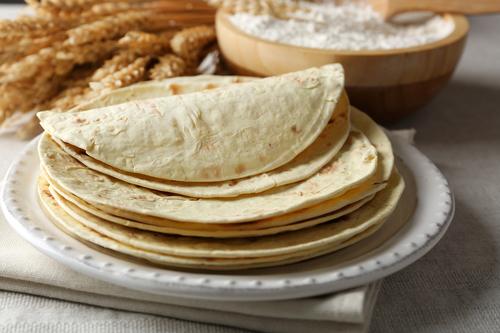Мексиканские пшеничные тортильяс