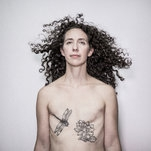 Photo of 'Going Flat' After Breast Cancer