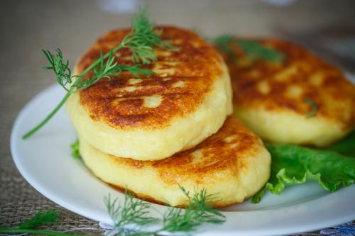 Фото Пошаговый рецепт приготовления зраз с картошкой.