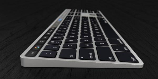 Photo of Conceito mostra como poderá ser um futuro Magic Keyboard com Touch Bar [atualizado 2x: outros]