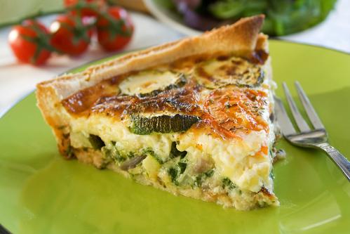 Фото Лёгкое нежное блюдо из любимых овощей. Порадует всю семью!