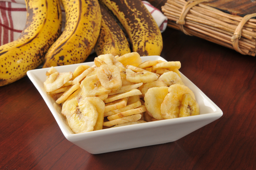 Фото Вы пробовали сладкие чипсы из натурального банана? Нет? Срочно попробуйте - это восхитительно!