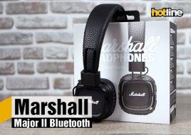 Фото Видеообзор Marshall Major II Bluetooth