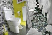 Идеи вашего дома: 11 способов сделать маленький туалет интересным и не скучным