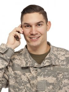 Photo of Phone Therapy for Alcohol Abuse in Soldiers