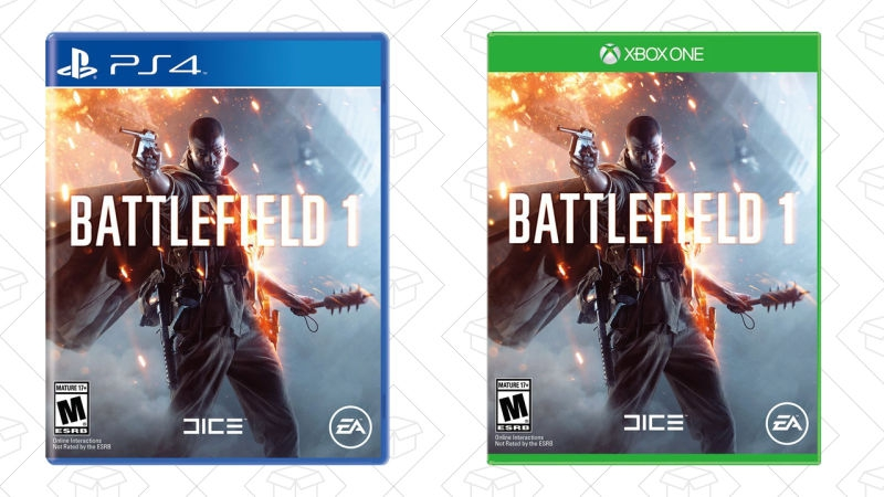 Photo of Add Even More to Your Video Game Collection With Battlefield 1 for $35