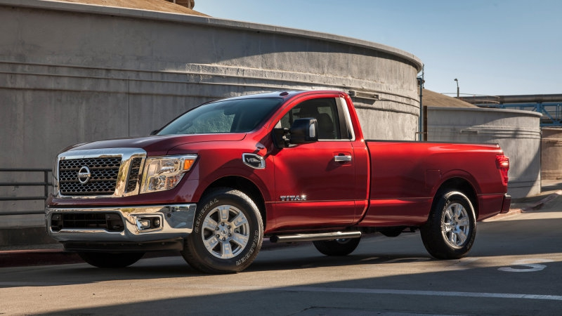 Photo of The 2017 Nissan Titan single cab will start at $30,775