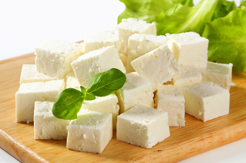 Фото Панир - индийский творожный сыр