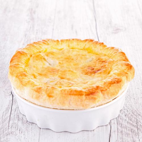 Фото Яичный пирог идеально подойдет в качестве закуски после тренировки и в течение дня.