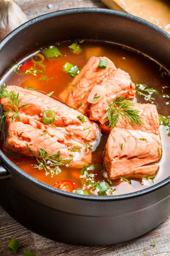 Фото Вашему вниманию традиционный суп финской и карельской кухни!