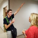 Photo of Along the Autism Spectrum, a Path Through Campus Life