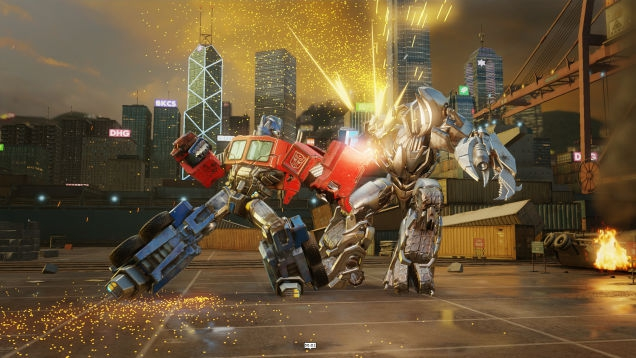 Photo of Transformers Is Getting A New Fighting Game, And I Don't Care That It's Mobile