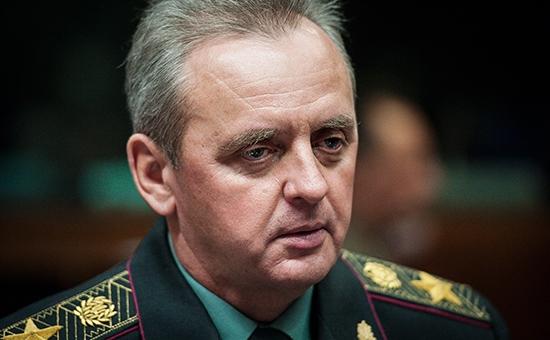 Фото Глава Генштаба Украины назвал возможные потери вслучаевойны сРоссией