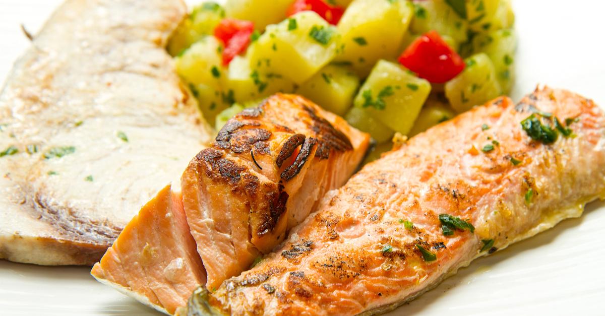 """Фото Рыба """"по-французски"""" на ужин"""