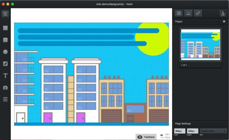 Photo of Vectr é um poderoso editor vetorial multiplataforma, acessível e totalmente gratuito