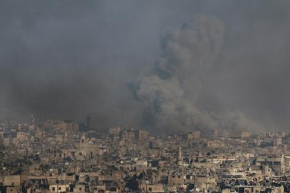 Фото Генассамблея ООН одобрила резолюцию о прекращении огня в Сирии