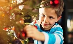 Как сделать новогодние украшения вместе с ребенком