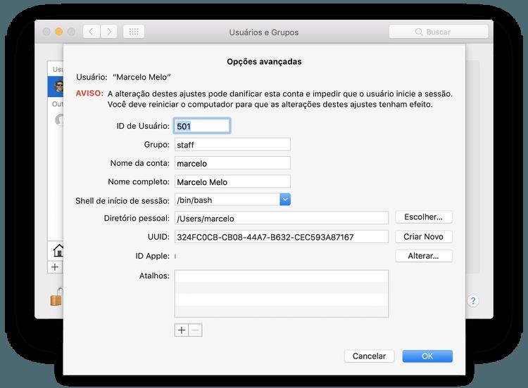 Photo of MM Responde: como mudar a pasta Home de um usuário no macOS?