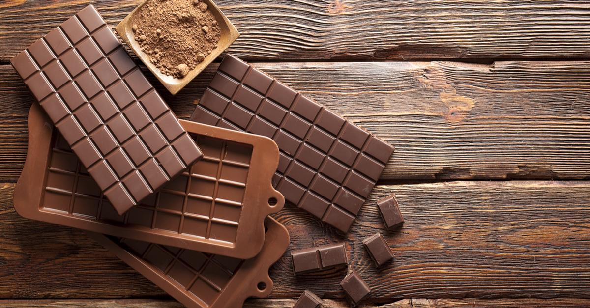 Фото Домашний шоколад без красителей и консервантов