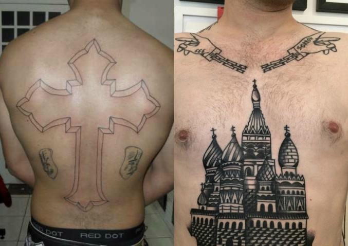 Photo of Tatuagens de cadeia e seus significados no Brasil e no mundo