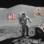 Eugene Cernan, Last Human to Walk on Moon, Dies at 82
