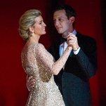 Despite Sabbath, Ivanka Trump and Husband Celebrate Inauguration