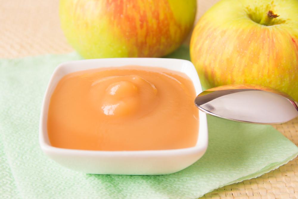 Яблочный мусс