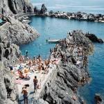 Живописные прибрежные деревушки Чинкве-Терре в Италии
