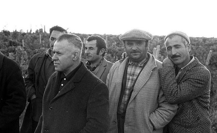 Фото Повседневная жизнь в советской Грузии 1976 года в фотографиях шведского фотографа