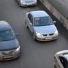 Автомобилистам рекомендовали отказаться от поездок в центр Красноярска