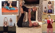 Фитнес с малышом: 7 упражнений, которые вернут  стройность молодой маме