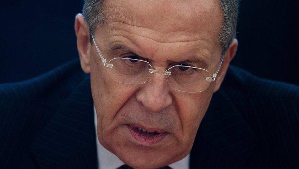 Фото Лавров о санкциях против ЕС: всё по-честному