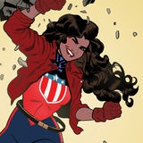 America Chavez goes solo in first look at new Marvel Comics series