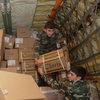 В Хомс отправили гумконвой из 41 машины
