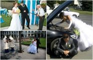 Юмор: 18 курьезных свадебных моментов, о которых хочется поскорее забыть, но не получается
