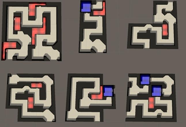 Фото [Перевод] Процедурная генерация уровней для M.E.R.C. в Unity