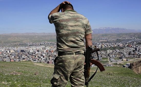 Фото Анкара заявила о российском авиаударе по турецким военным в Сирии