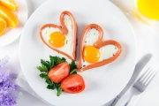 Гаджеты: Делаем вкуснейший завтрак из обычной яичницы