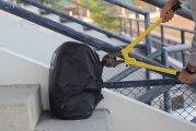 Fashion: Как застраховать себя от кражи: созданы специальные чехлы «антивор» для рюкзаков и сумок