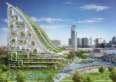 Архитектура: Зеленый оазис среди городских джунглей: проект перестройки бывшей промзоны в эко-квартал